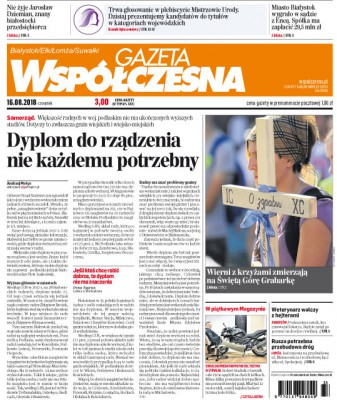 Gazeta Współczesna