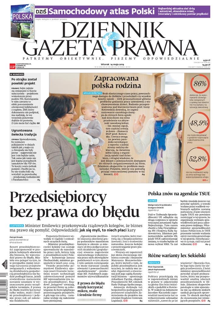 Dziennik Gazeta Prawna
