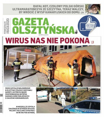 Gazeta Olsztyńska